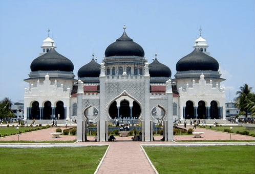 masjid agung aceh