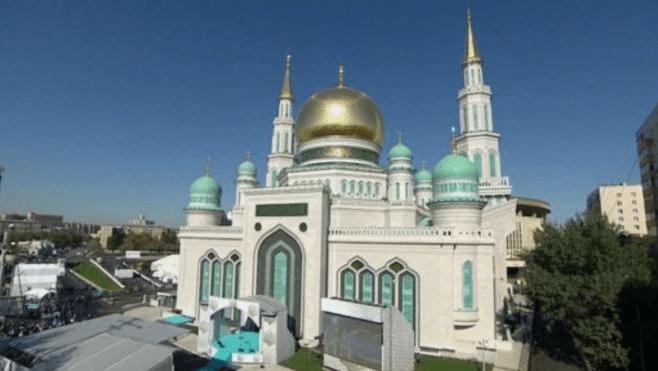 masjid agung moskow