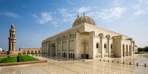 masjid qaboos di oman