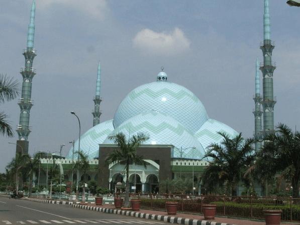 masjid raya al-azhom