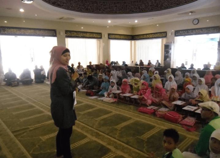 Arsitektural Bangunan Masjid Al-Ihsan – Jaka Permai, Bekasi