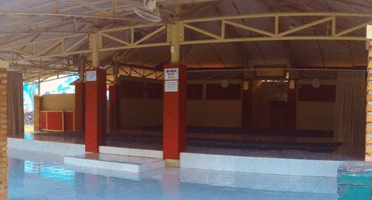 Arsitektural Masjid Taman Buah Mekarsari
