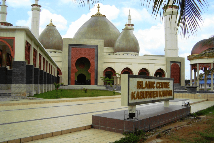 Islamic Center Bangkinang, Kabupaten Kampar