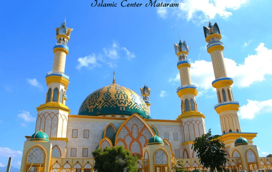 Islamic Center Mataram, Nusa Tenggara Barat