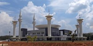 Islamic Center Tabalong, Kalimantan Selatan