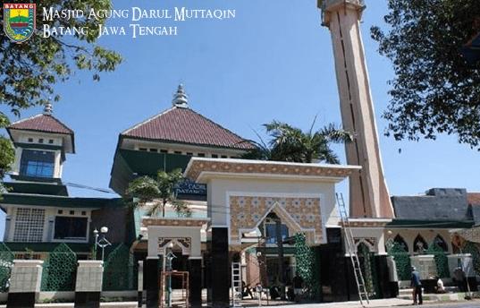 Masjdi Agung Darul Muttaqin