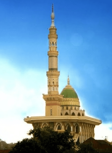 Masjid 'Bengak' Al-Raisiyah