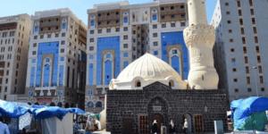 Masjid Abu Bakar As-Shidiq R.A – Madinah