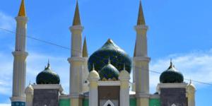 Masjid Agung A.G KH. Abdul Rahman – Ambo Dalle, Kota Pare-Pare