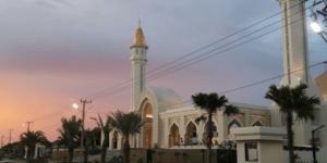 Masjid Agung Al-Falah Tanah Bumbu Kalimantan Selatan