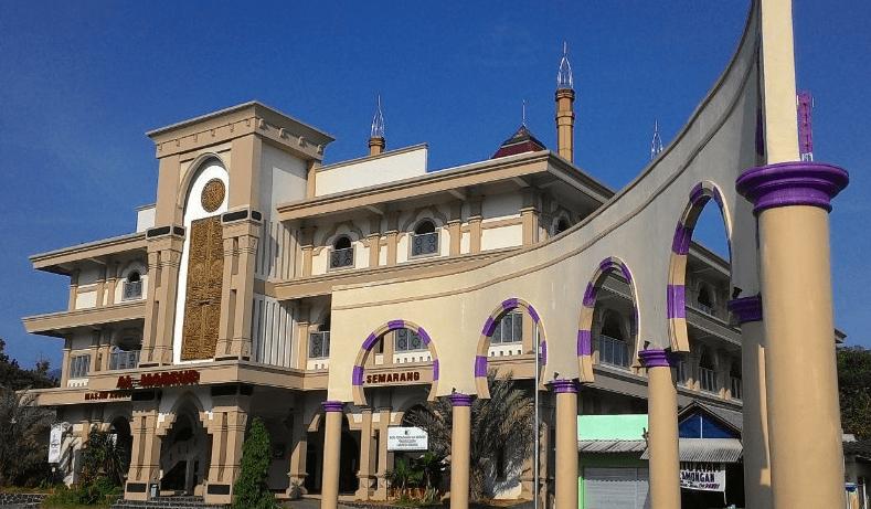 Masjid Agung Al-Mabrur