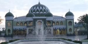 Masjid Agung Al-Mukarram Amanah Kuala Kapuas