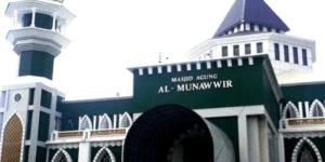 Masjid Agung Al-Munawwir Pinrang