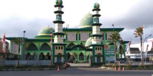 Masjid Agung An-Nur Kota Batu