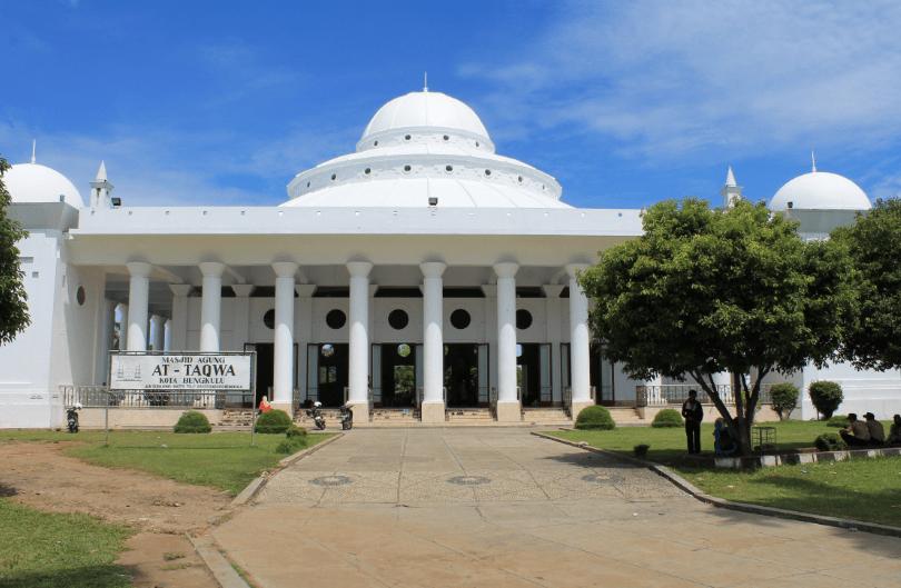 Masjid Agung At-Taqwa Kota Bengkulu