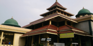 Masjid Agung Darussalam Cilacap