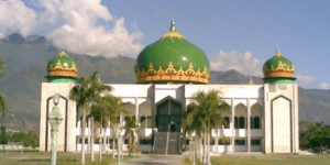 Masjid Agung Darussalam Palu