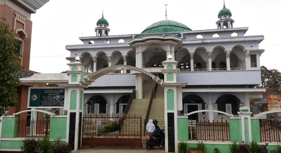 Masjid Agung Mujahidin Majenang