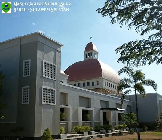 Masjid Agung Nurul Iman – Kabupaten Barru