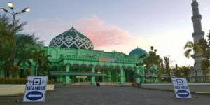 Masjid Agung Riyadhus Shalihin Barabai