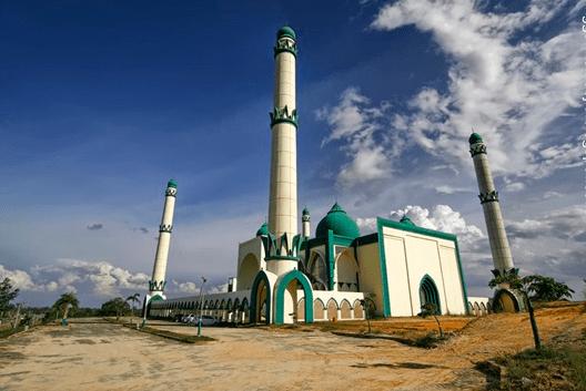Masjid Agung Ulul Azmi & Islamic Centre Pelalawan