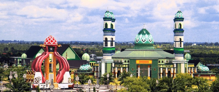 Masjid Agung Wahyu Al-Hadi