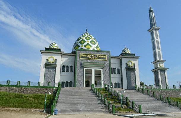 Masjid Al-Akbar – Balangan Kalimantan Selatan