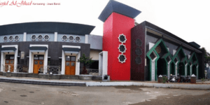 Masjid Al-Jihad - Karawang Jawa Barat