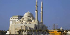 Masjid Al-Noor, Kota Sharjah