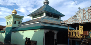 Masjid Ar-Rahmat Wuring