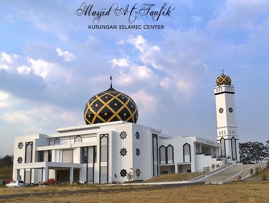 Masjid At-Taufik – Kuningan Islamic Centre