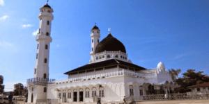 Masjid Baitul A'la Lilmujahidin – Masjid Beras Segenggam – Pidie, Aceh