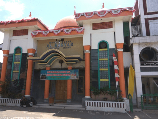 Masjid Besar Al-Hasyar Kalijati