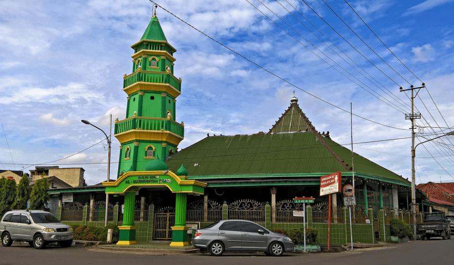 Masjid Besar Al-Mahmudiyah Palembang