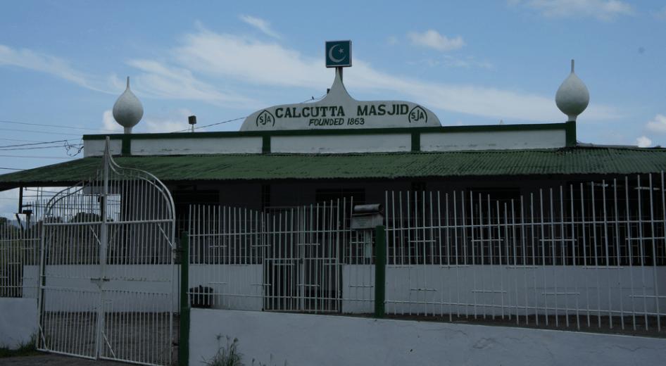 Masjid Calcutta di Trinidad dan Tobago