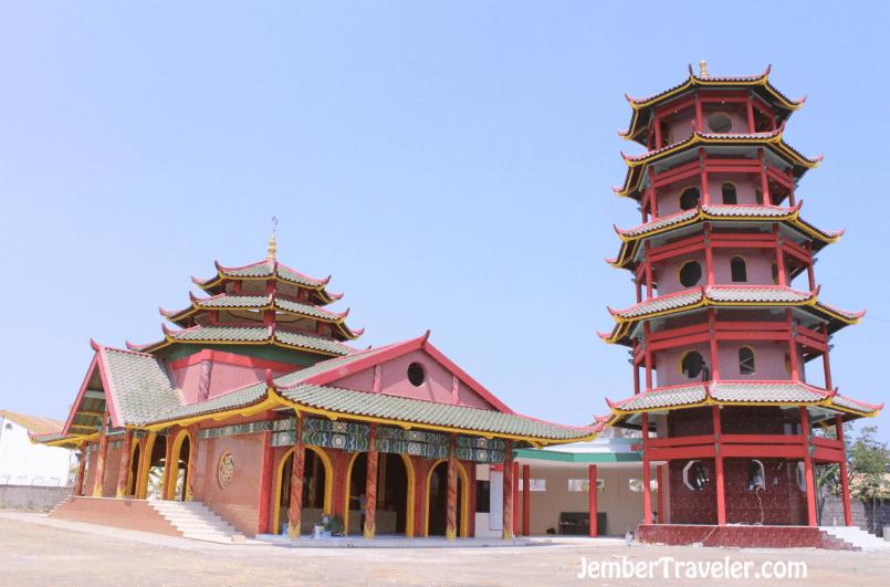 Masjid Cheng Ho Jember