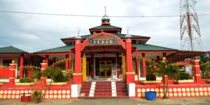 Masjid Cheng Hoo Kutai Kartanegara