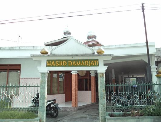 Masjid Damarjati – Masjid Tertua di Salatiga