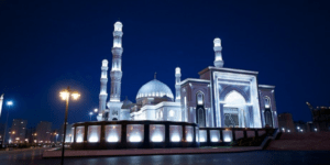 Masjid Hazrat Sultan – Astana, Kazakhstan