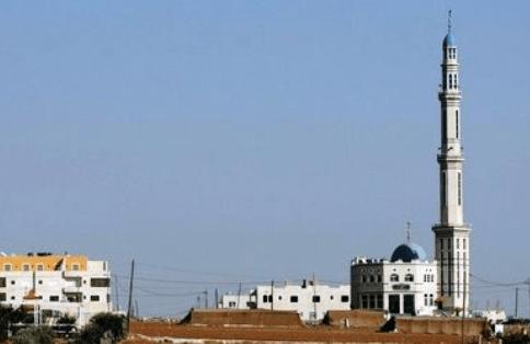 Masjid Isa Bin Maryam, Yordania