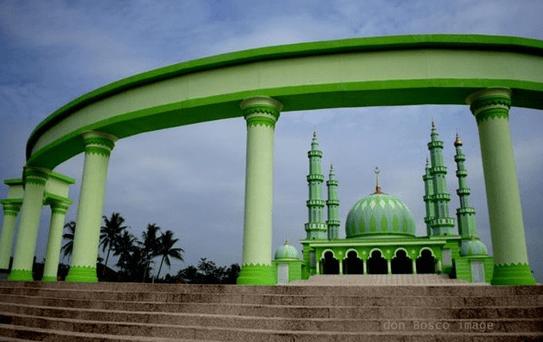 Masjid & Islamic Centre Kabupaten Pesawaran