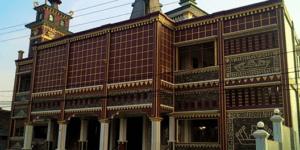 Masjid Jami' Al-Ishlah Kedamaian Bandar Lampung