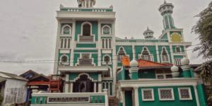 Masjid Jami' Al-Mubarok – Margahayu, Bekasi