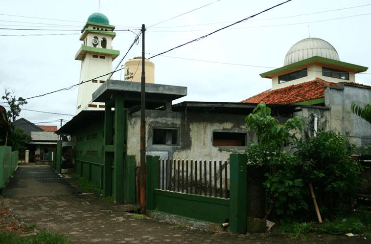Masjid Jami' Raudhatul Jannah