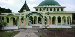 Masjid Jami' Tiban Babussalam Probolinggo