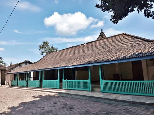 Masjid KH. Abdurrahman Tegalrejo