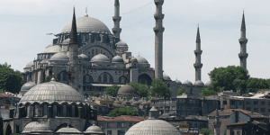 Masjid Mimar Sinan – Istanbul, Turki