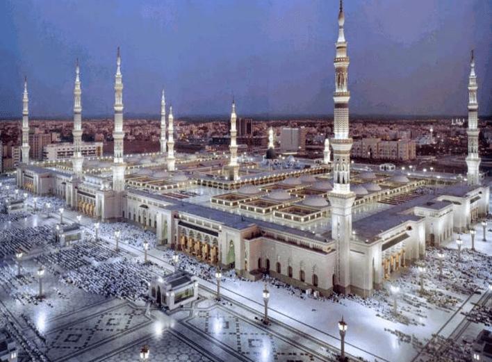 Masjid Nabawi, Kota Madinah