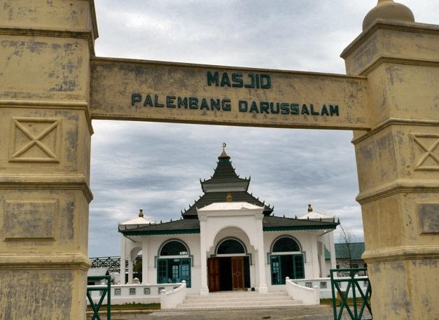 Masjid Palembang Darussalam – Lhoknga, Nangroe Aceh Darussalam