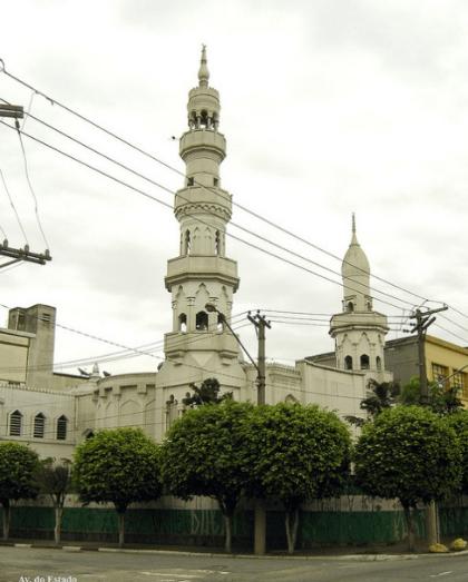 Masjid Primeira do Brasil